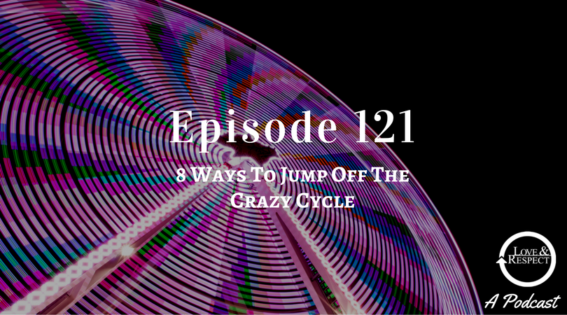 8 Ways To Jump Off The Crazy Cycle