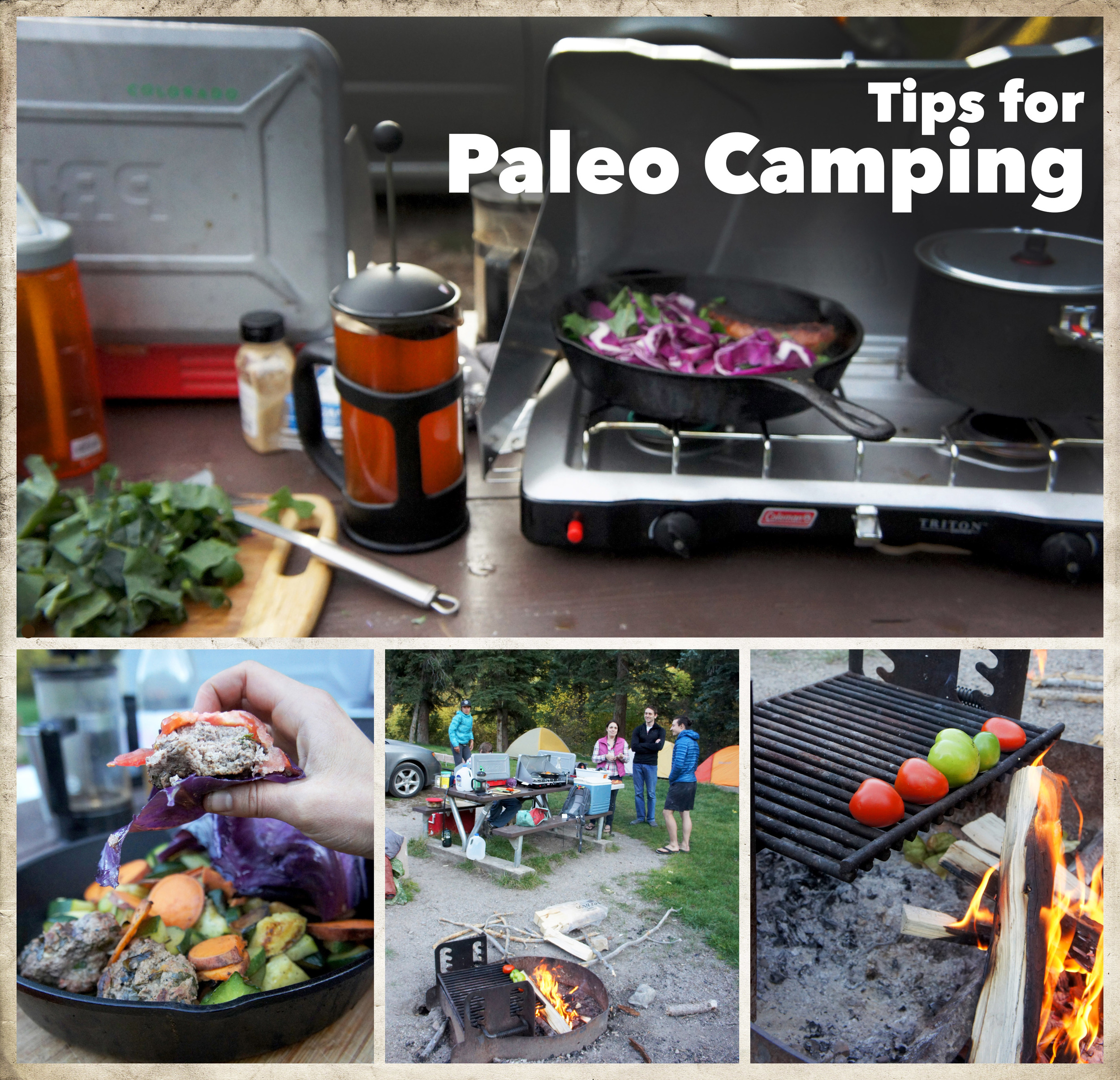 Tips for Paleo Camping (Primal, too!)