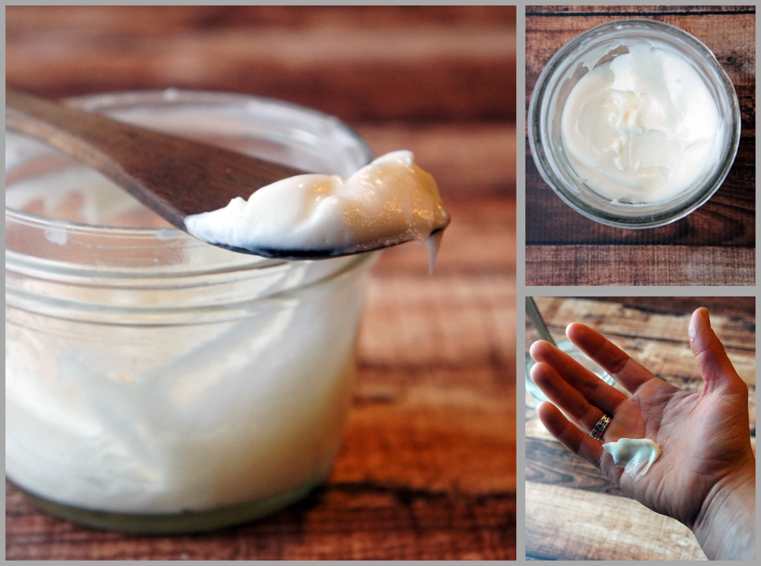 Homemade Lotion (Good enough to eat!)