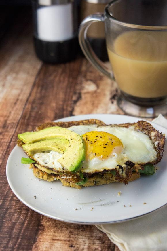 Paleo Breakfast Sandwiches