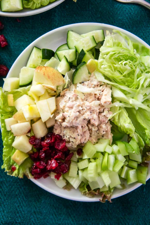 tuna power salad