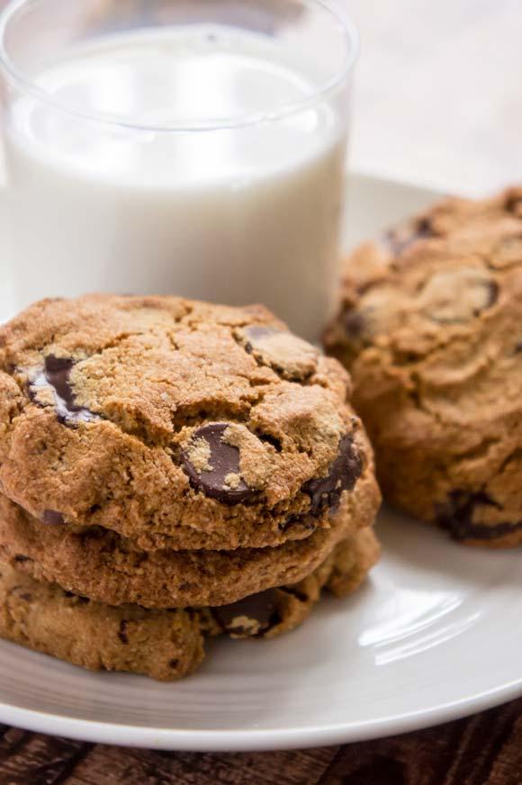 Classic Chocolate Chip Cookie (Grain-Free)