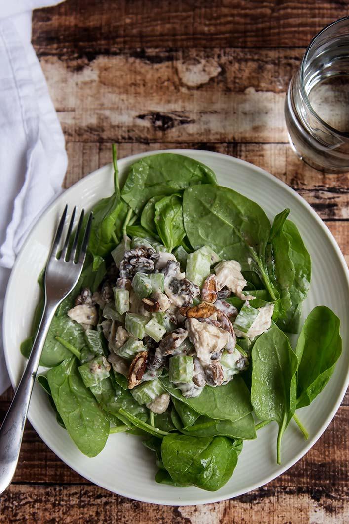 5-Ingredient Chicken Salad
