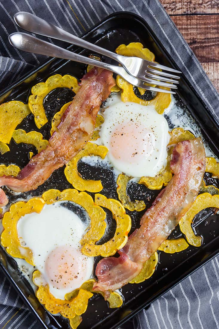 Winter Squash Sheet Pan Breakfast