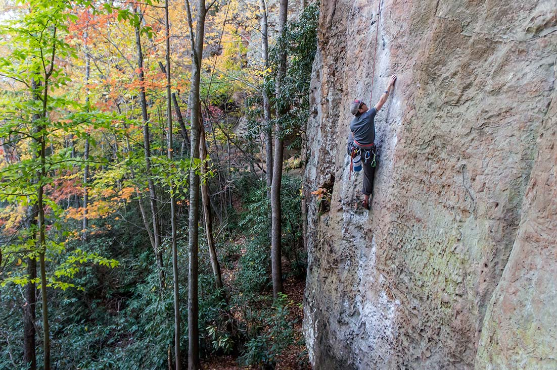 The Red River Gorge