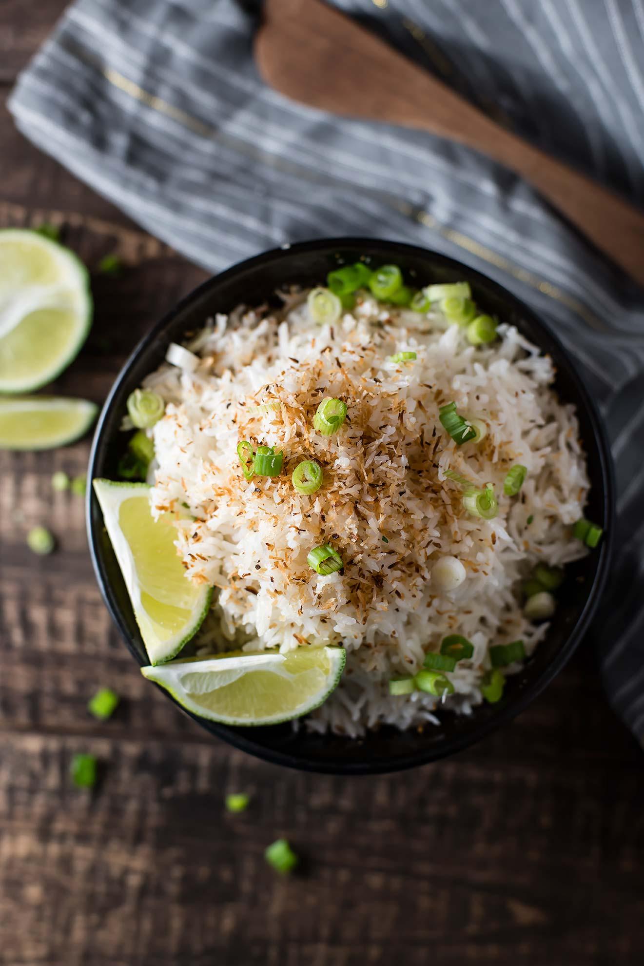 Instant Pot Coconut Rice