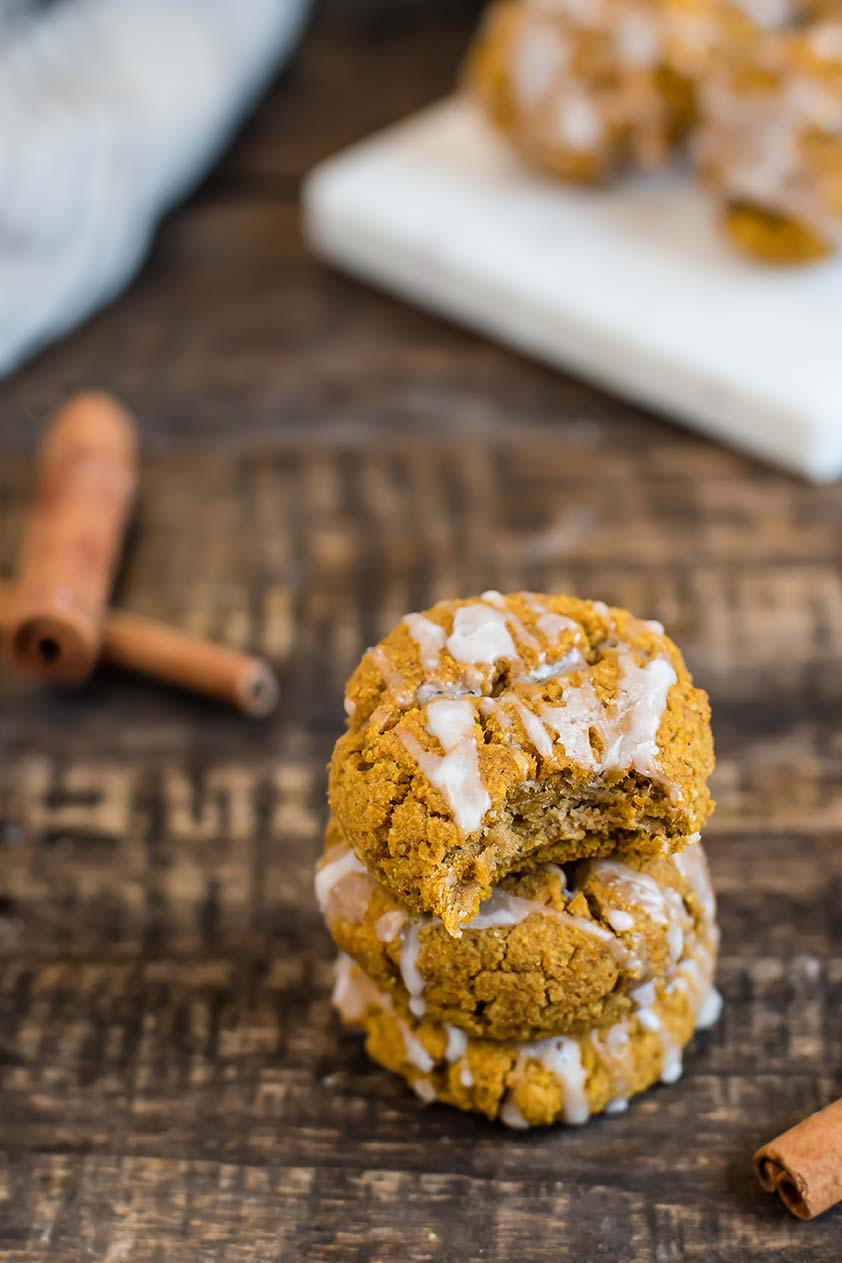 Soft Grain-Free Pumpkin Cookies
