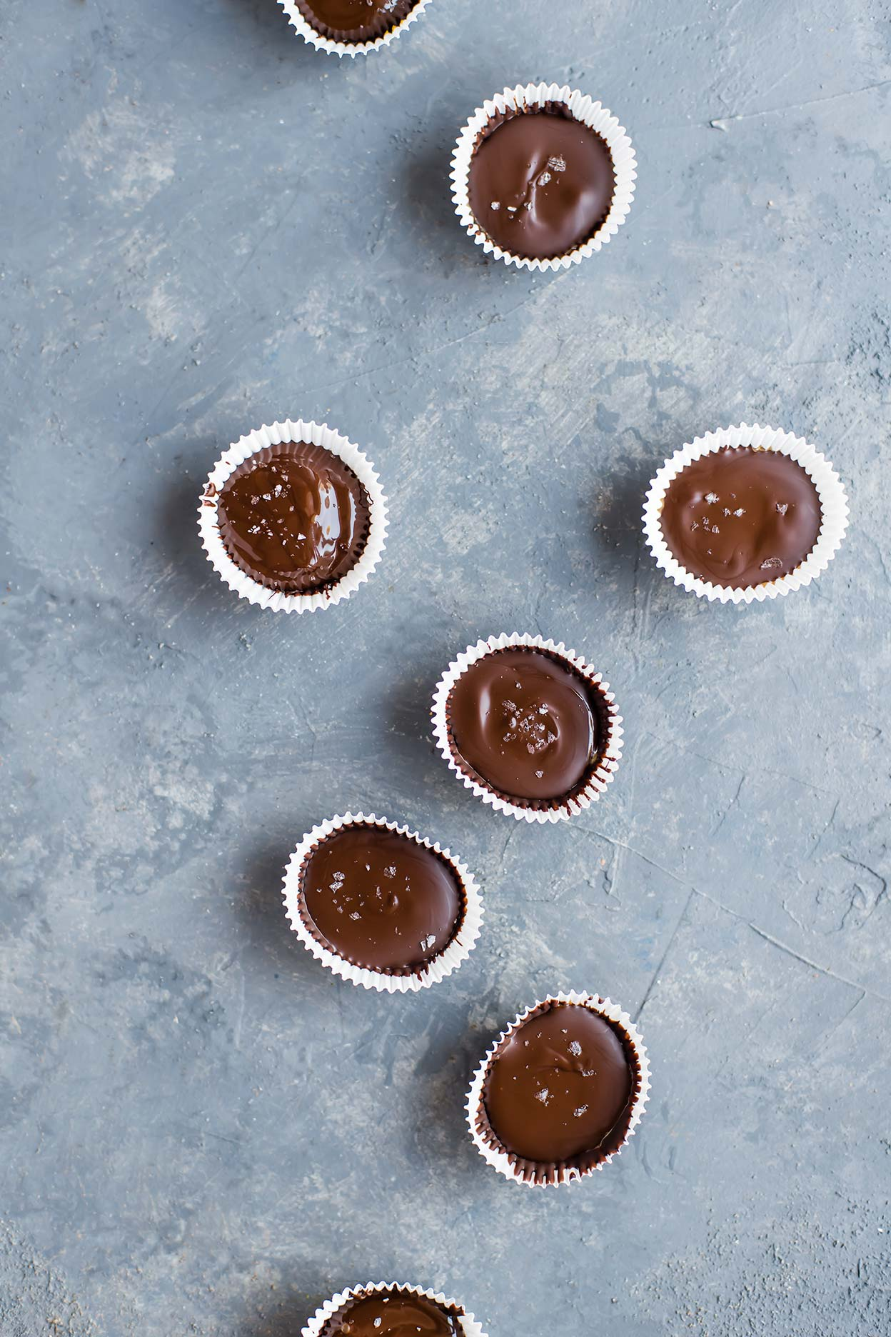 Pistachio Butter Chocolate Cups