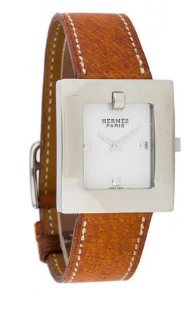 Sometimes, the best accessory is one you a) paid a lot of money for, so of course it is the best, or b) one that looks like you stole it from your boyfriend. I'm obsessed with this Hermes belt watch. Imagine it with boyfriend jeans, a baggy shirt (tucked in the front) with a lace bandeau, and those sleek, pink heels you see above. Better yet, also pair it with the bag.      You can have it all, for $3,000 and up!      You're welcome fellow budget-shoppers.
