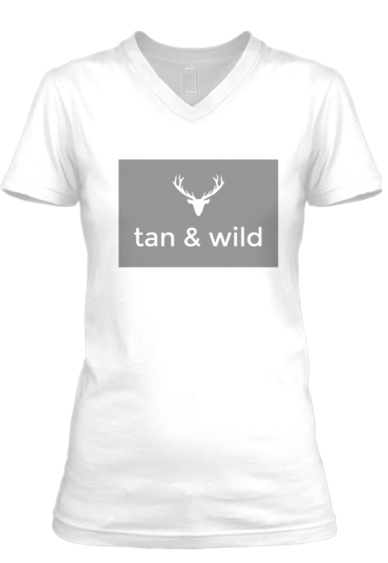 tan & wild teeshirt from  teespring