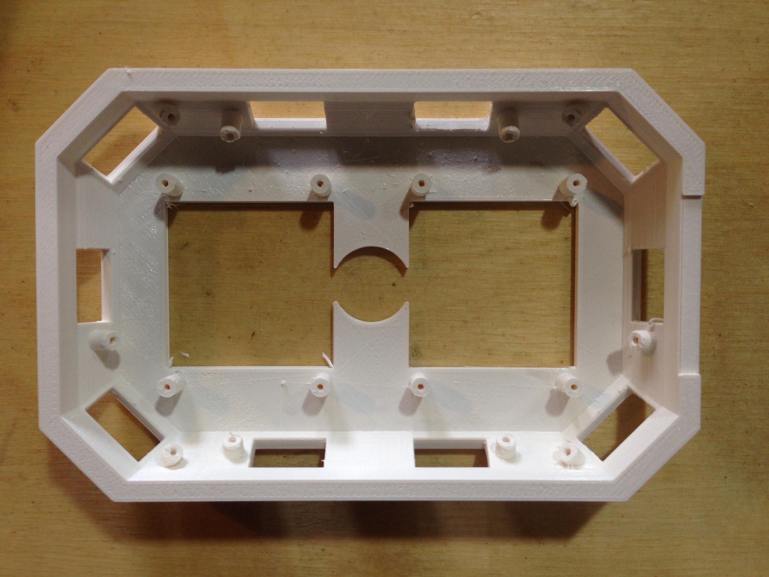 3D printed inner structure