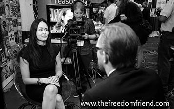 The Freedom Friend's Michelle Kova and Matt Welch from Reason TV discuss women and money
