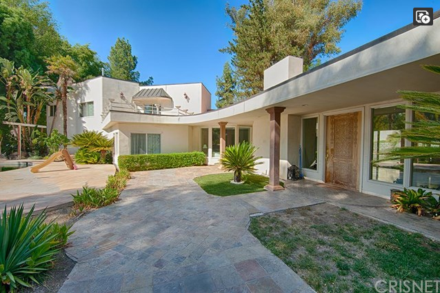 Los Angeles ~ $2 million USD will buy you a newly renovated 5 bedroom, 5 bathroom, 5,200 sq ft in a suburban neighborhood 20 minutes from central LA. Image Credit: Redfin.com