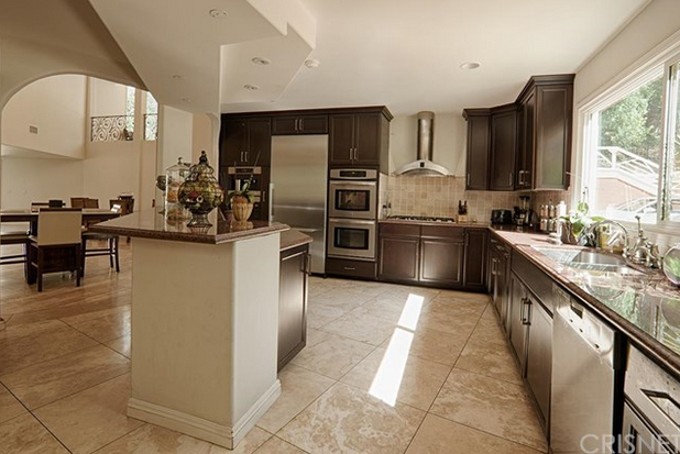 Cooking dinner in your $2M LA kitchen