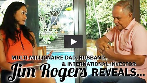 A glimpse into the house and the life of billionaire investor, author, and world traveler, JIm Rogers. He reveals his ideas on money, investing, careers, the government, and how America is going into decline because of less and less liberty.