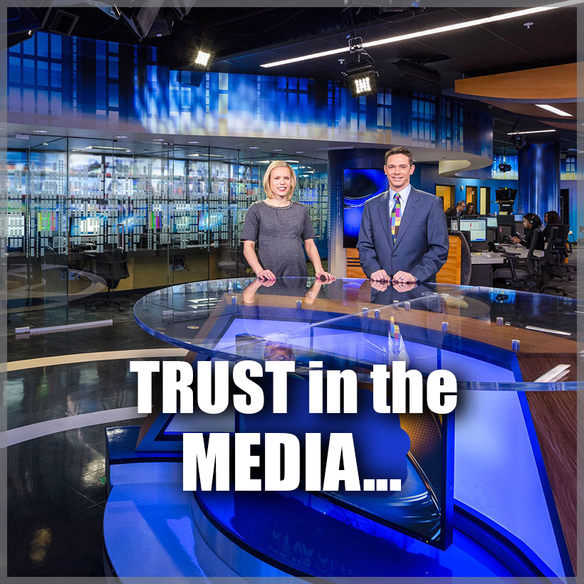 Trust in the Media...?