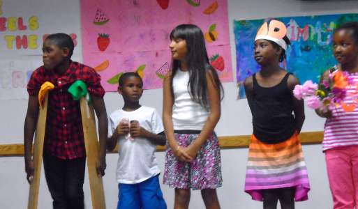 """Summer Program: """"It's O.K. to Be Different"""""""