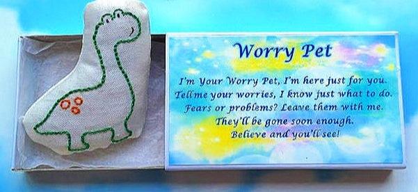 Worry Pet