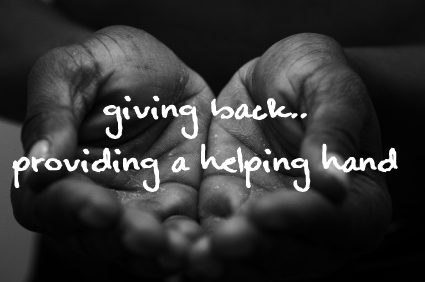 Start giving back what you want more of in your life - love, care, compassion, kindness whatever it is, start giving to get out of your head and shift your focus from negative people repeller energy to your authentic self.