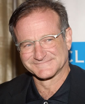 Robin Williams, may God take care of him and his.