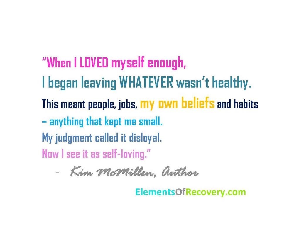 - Kim McMillen, Author