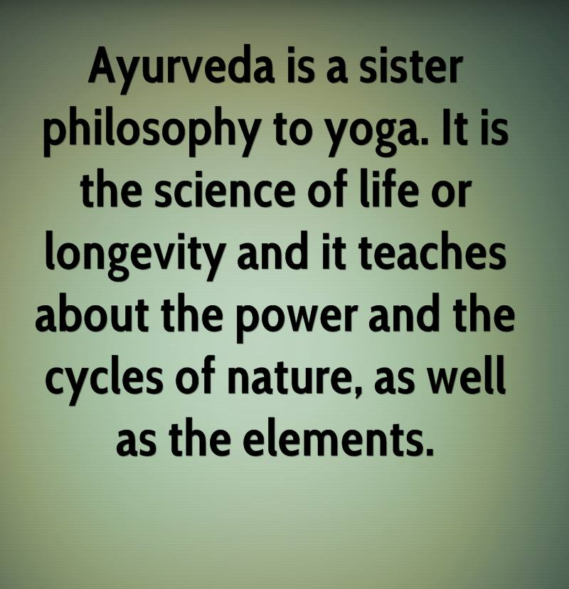 ayurveda in addiction