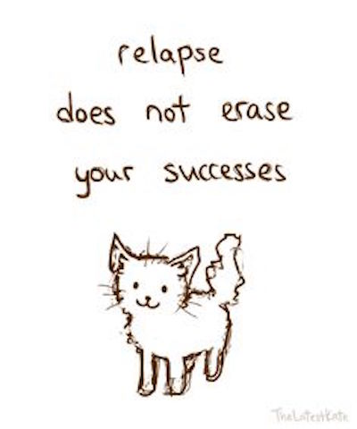 relapse in recovery