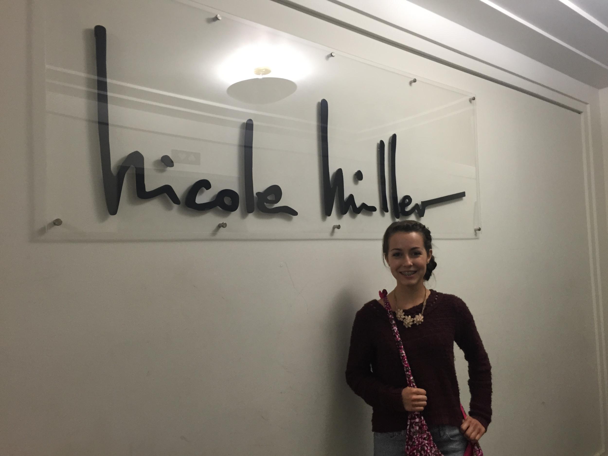 Nicole Miller Design Headquarters!