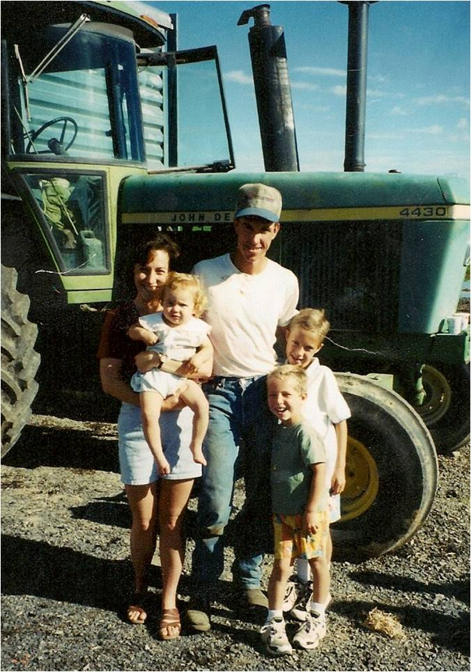 My Family, Silver Lake, Ore., 2000