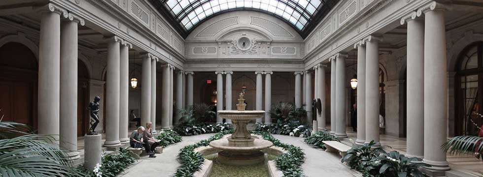 The Frick Collection Museum, image courtesy of seniorplanet.org