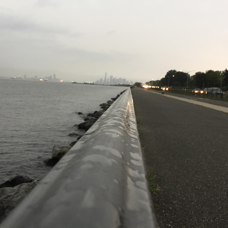 Manhattan Skyline, Bay Ridge, Brooklyn