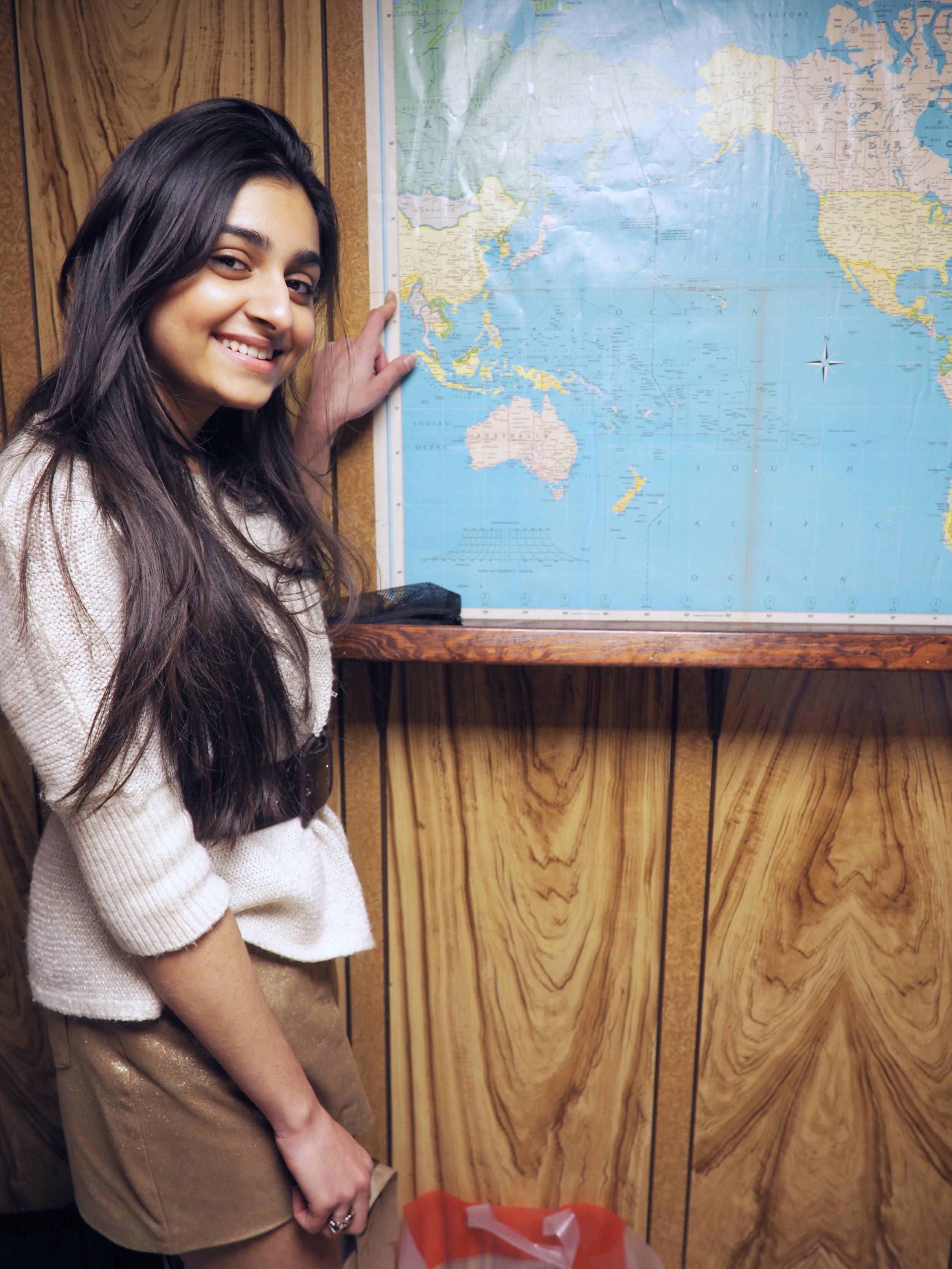 Ridhima: India