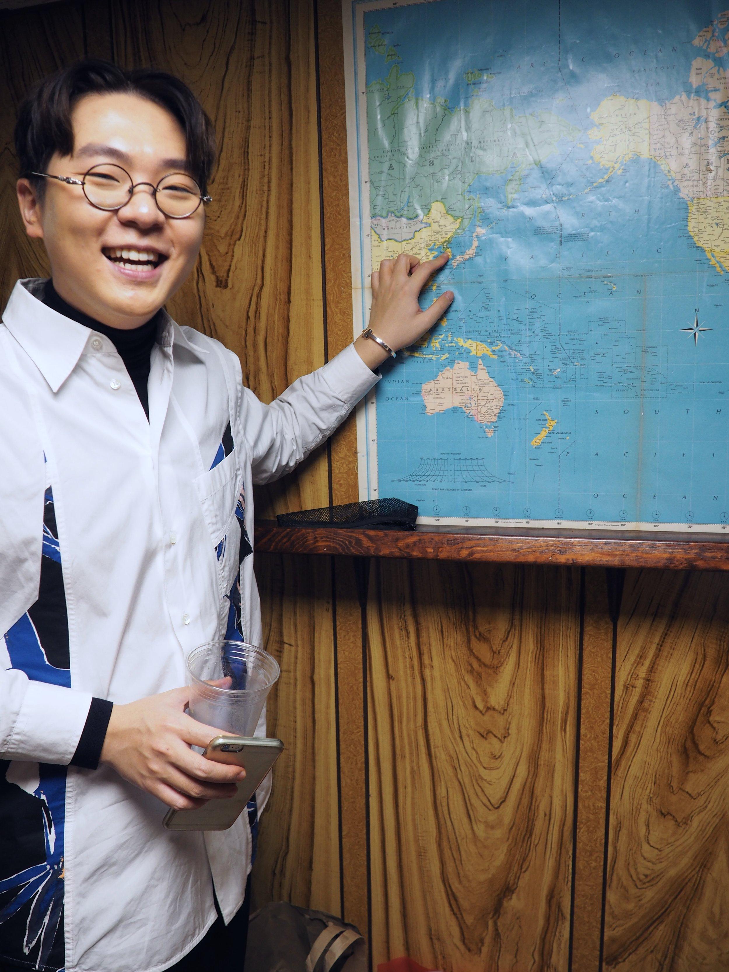 Joon: Korea