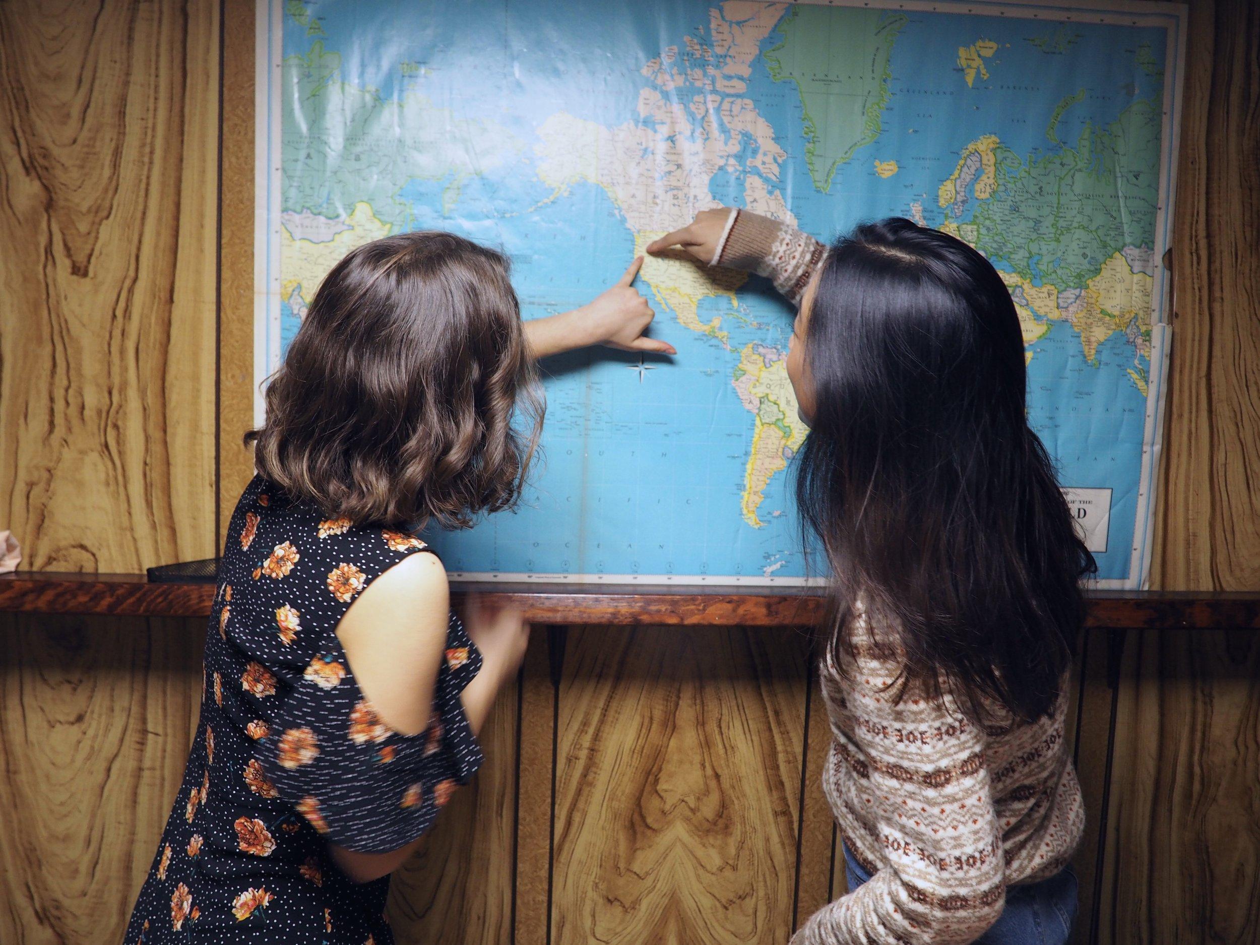 Katherine & Christina: Oregon