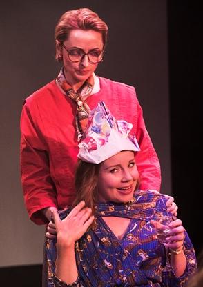 The Heidi Chronicles, New Theatre 2016
