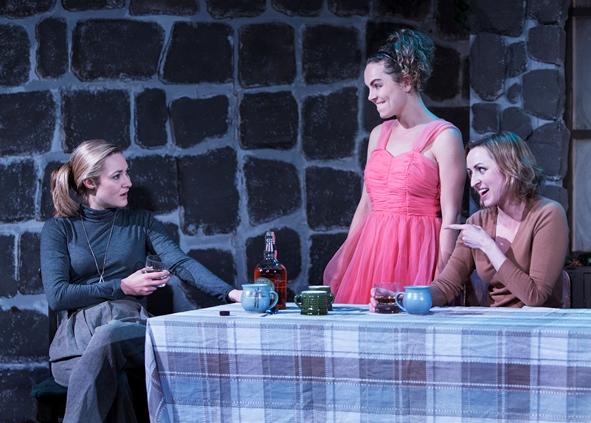 Top Girls, New Theatre 2013
