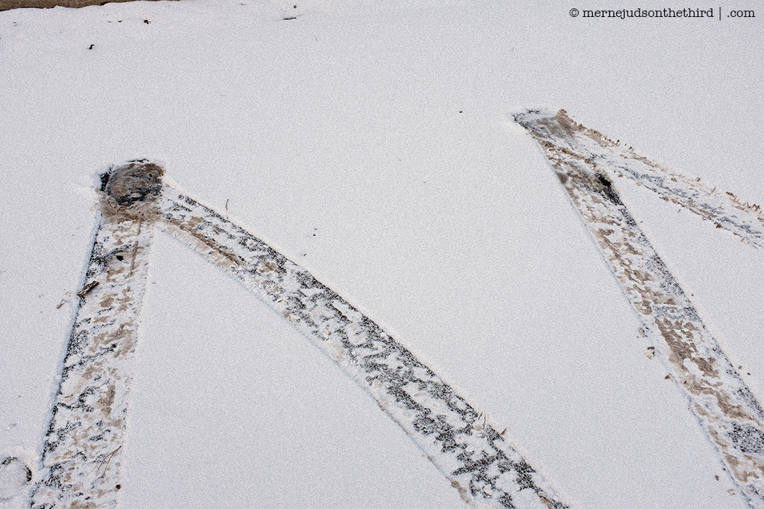 287 - Fresh Tracks (My Back End Is Smashed) - 11.14.14 - One A Day series