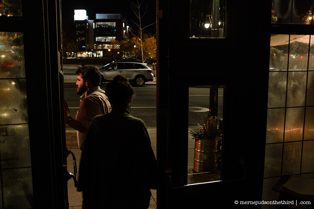 301 - A Night Out And Dave Took Over - 11.28.14 - One A Day series