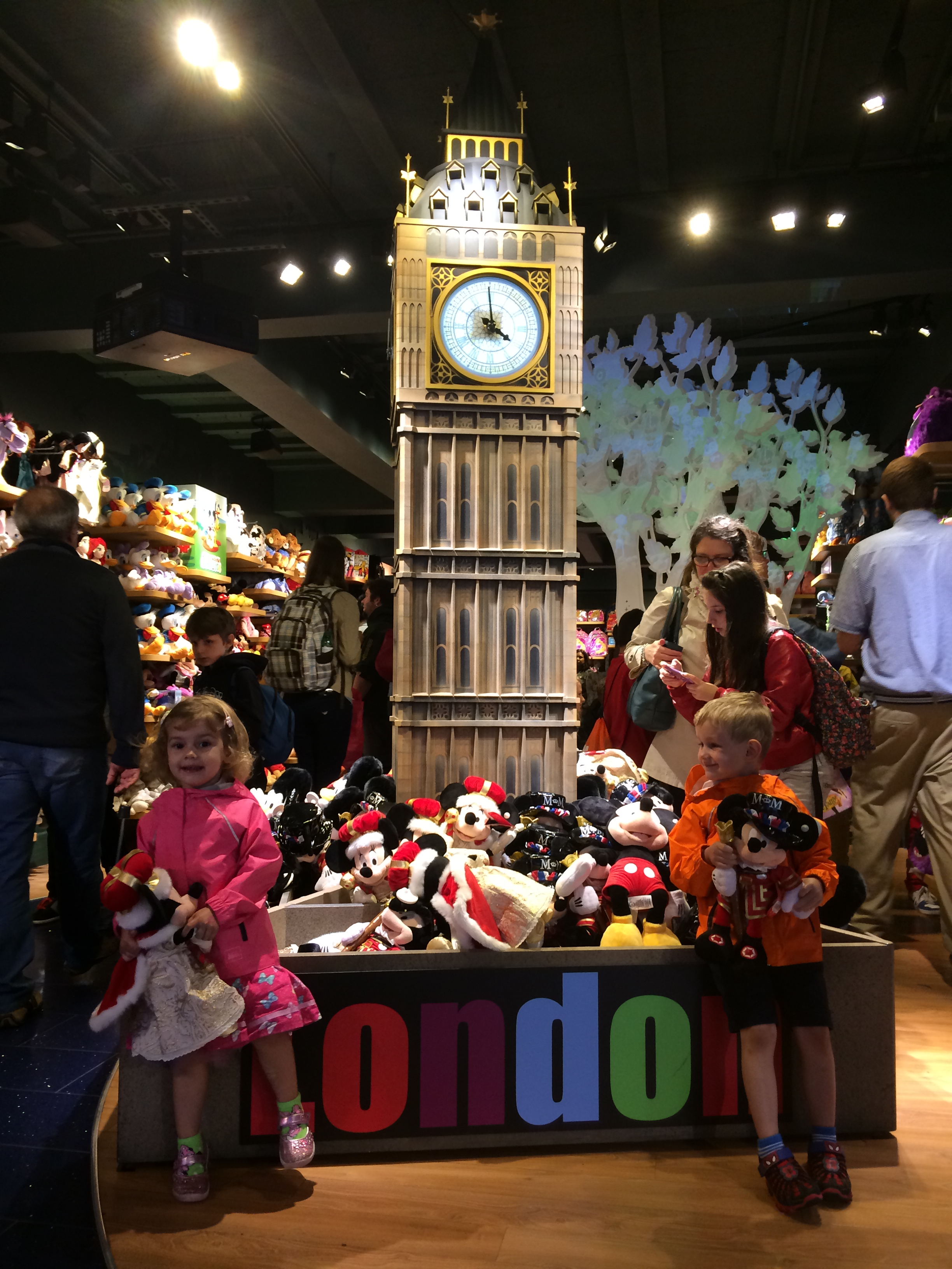 Oxford Street Disney Store
