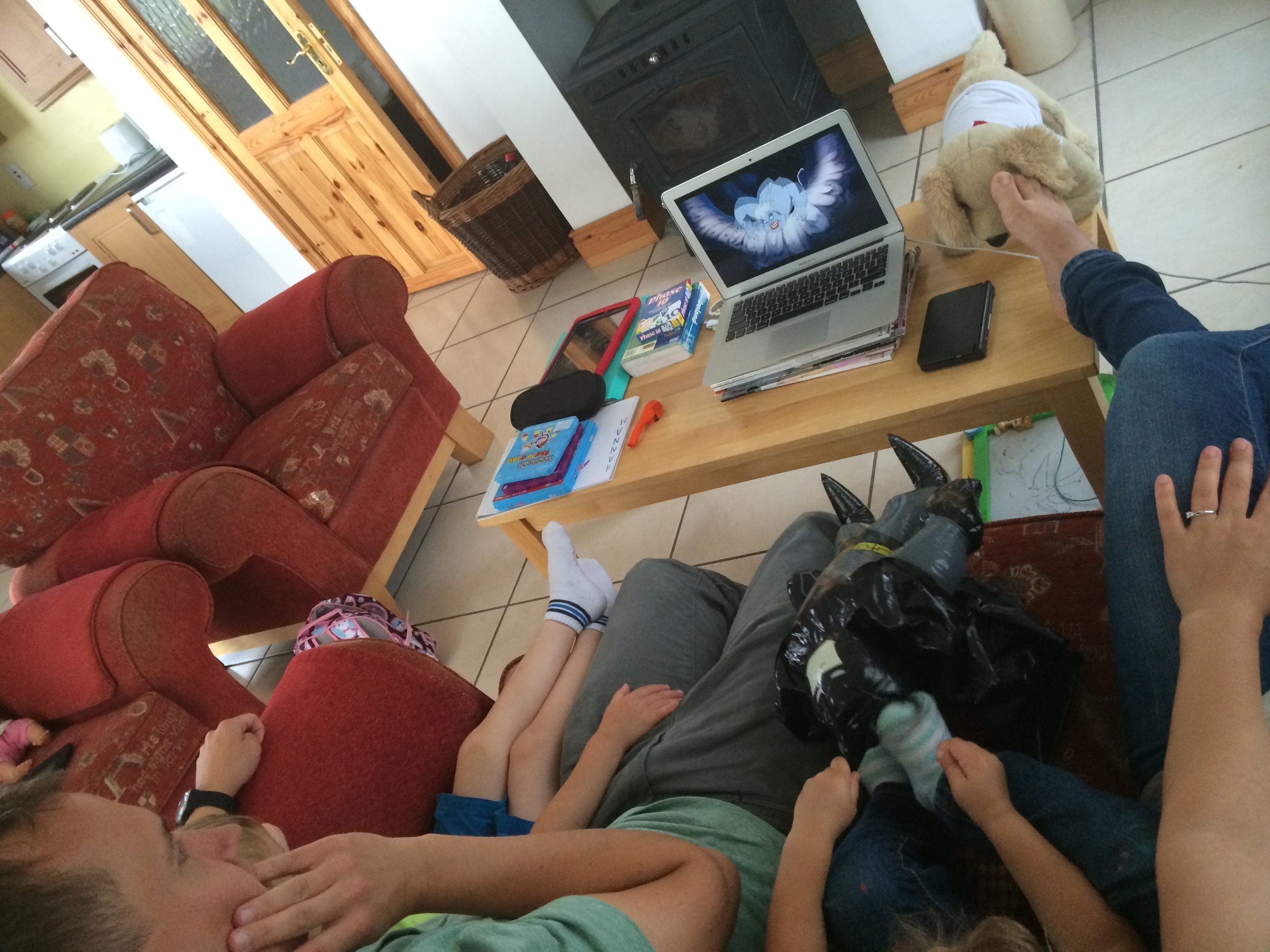 Family Movie Night - The Little Mermaid
