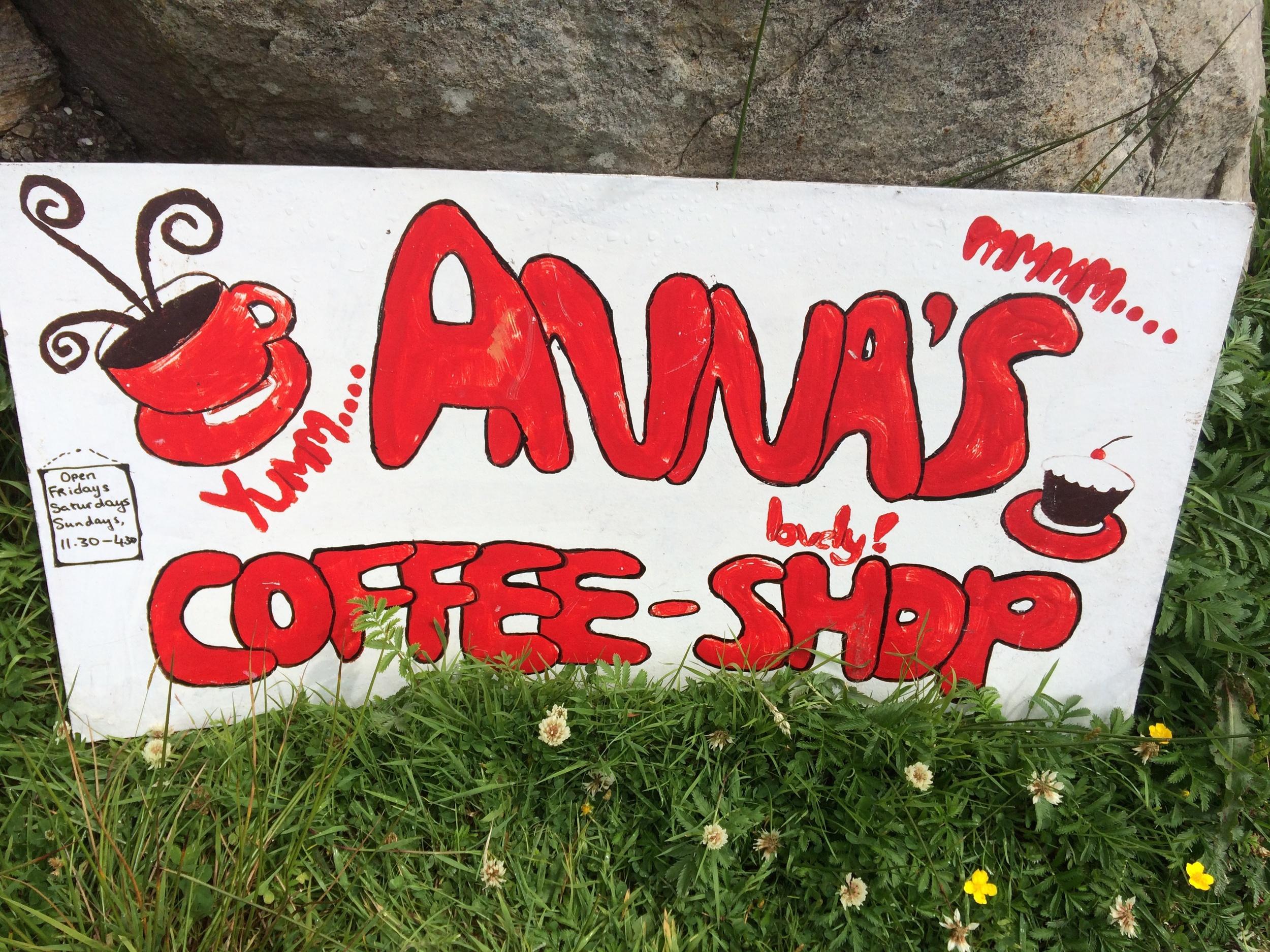 Anna's Coffee Shop