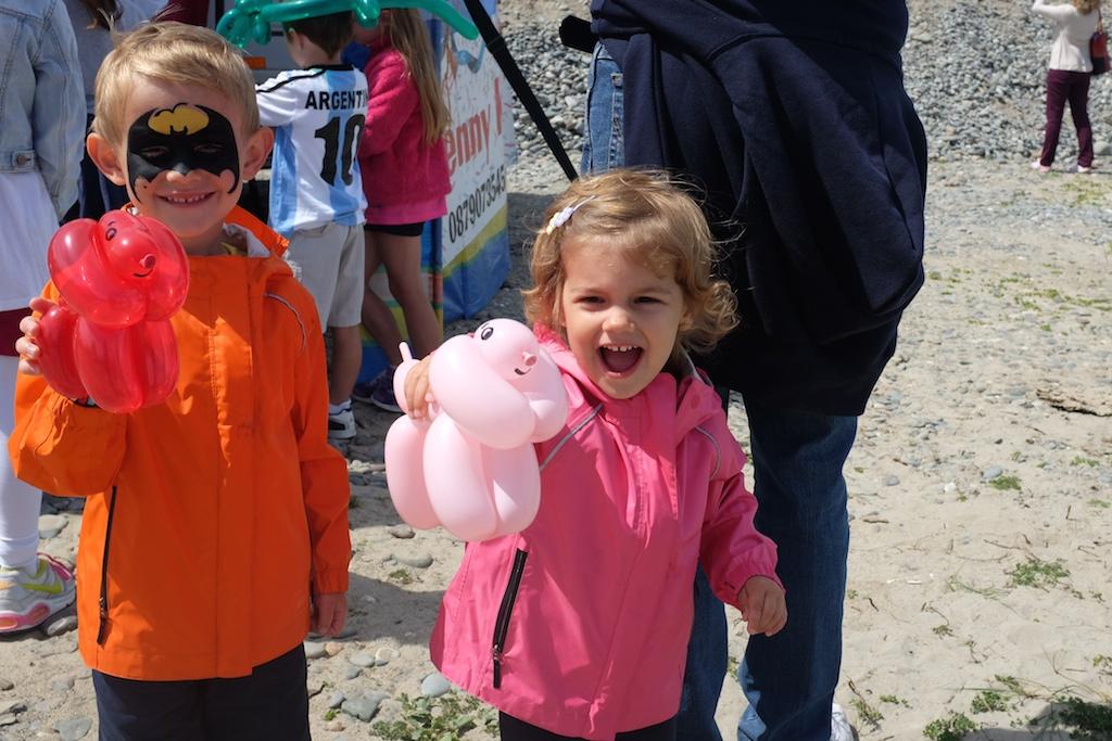 Yay balloon doggies!