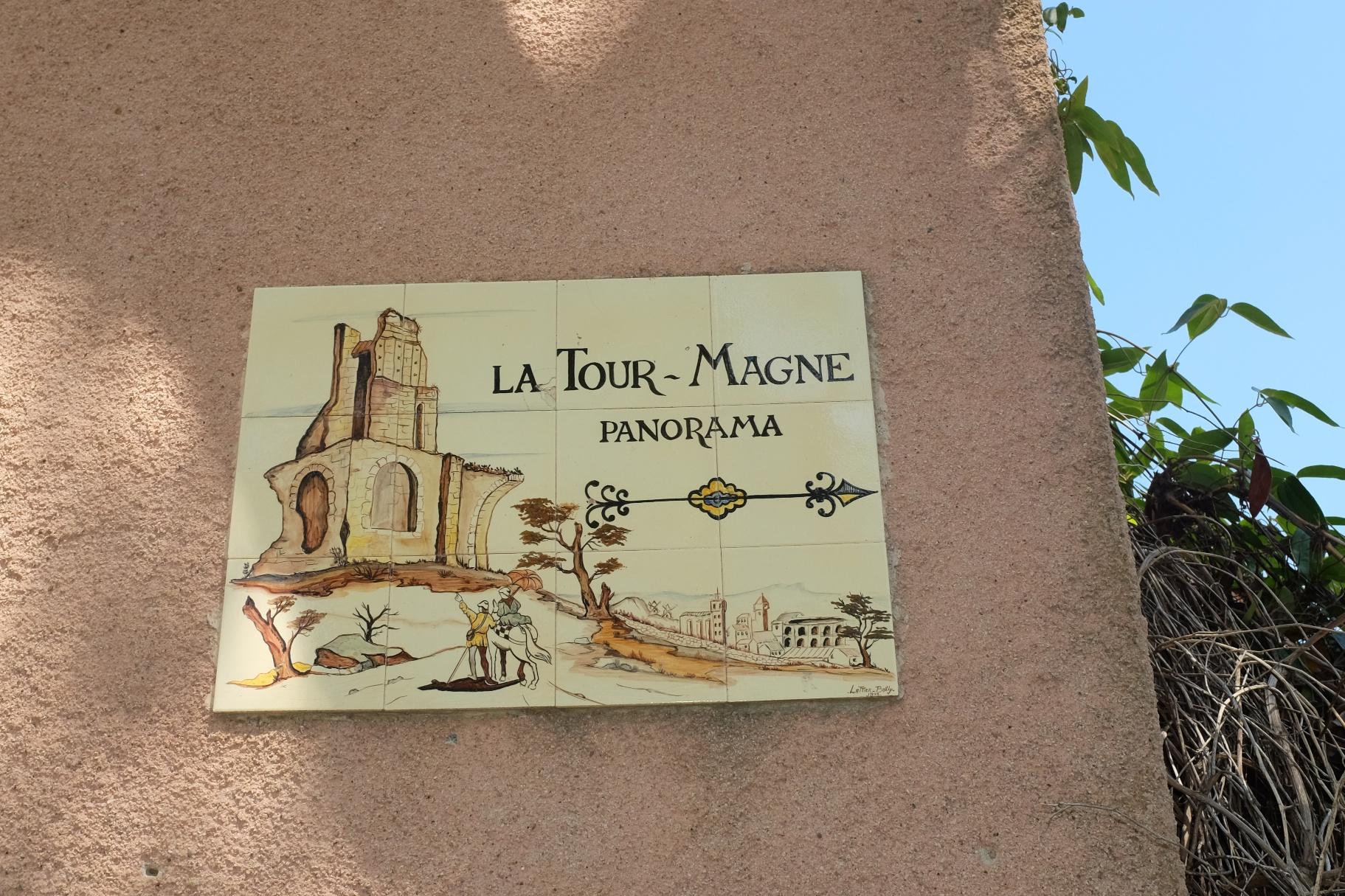 La Tour Magne
