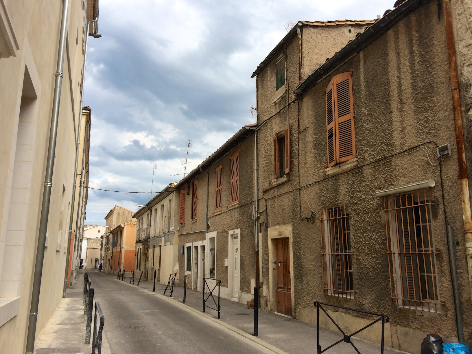 Streets of Nimes