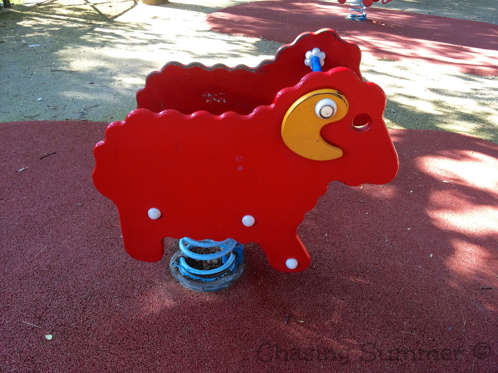 Playground on Avenue du Mont Duplan