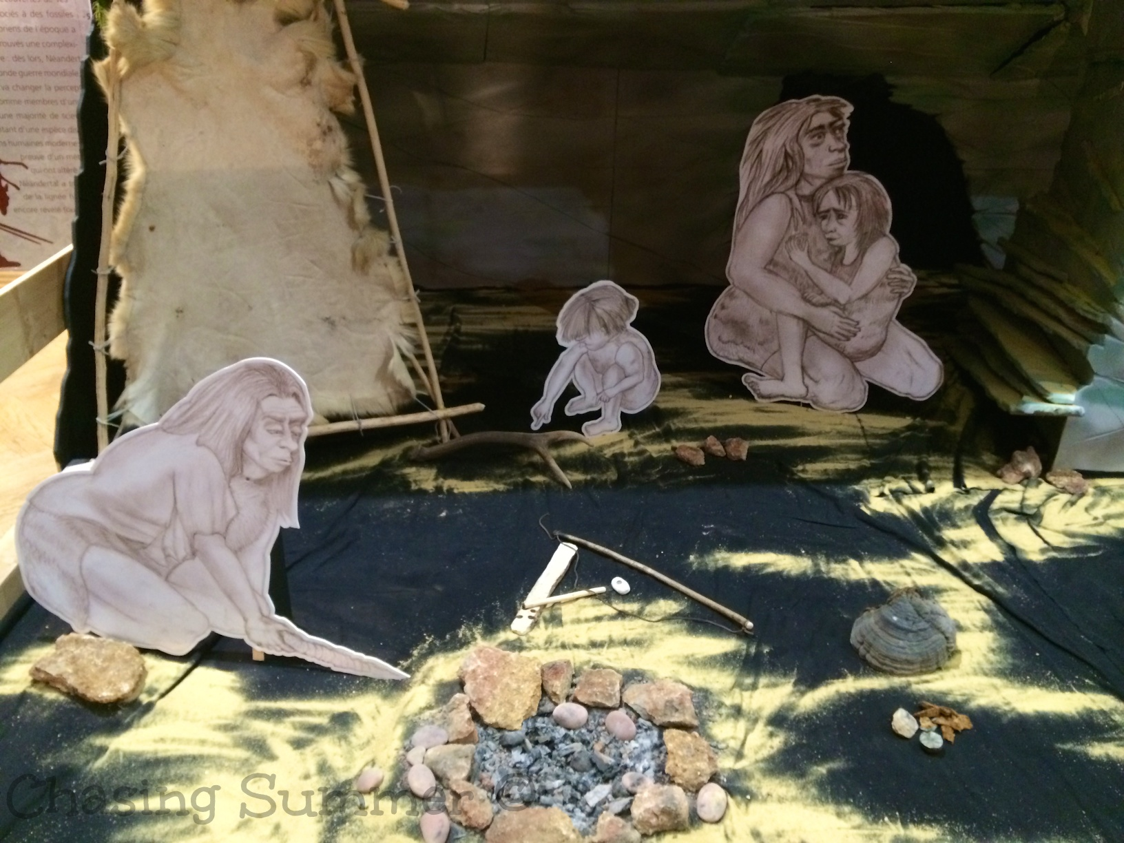 Neanderthal Exhibit