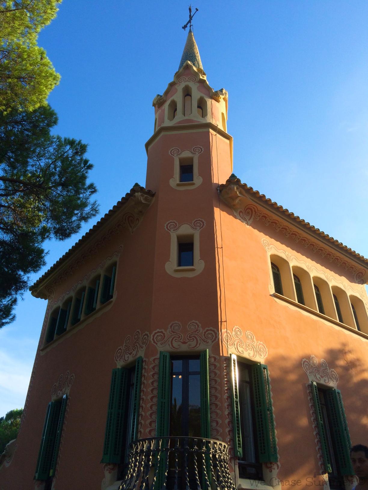 Gaudi's House Museum