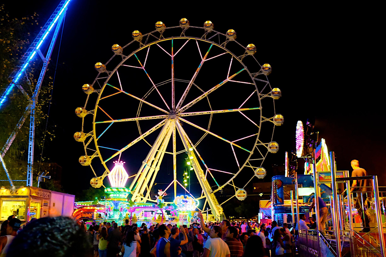 Carnival At Barceloneta