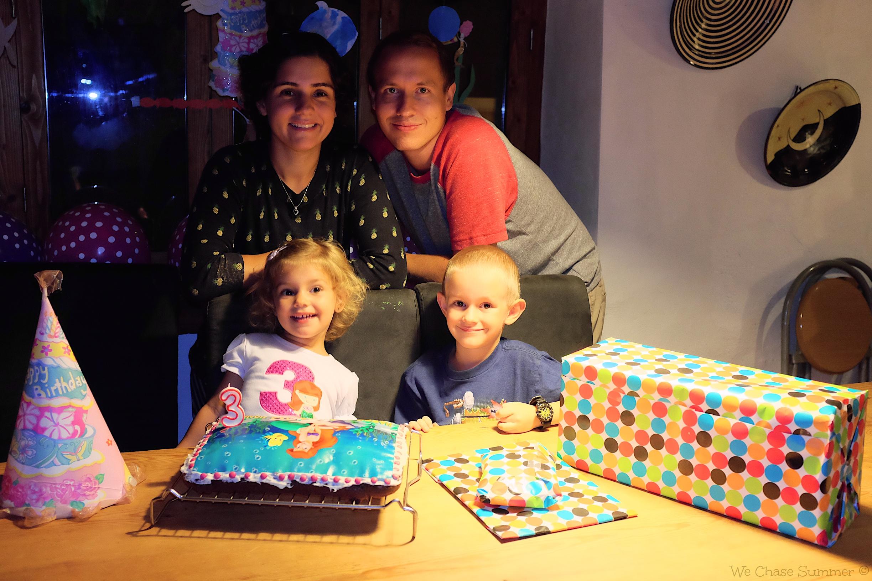 Hannah's Birthday Party