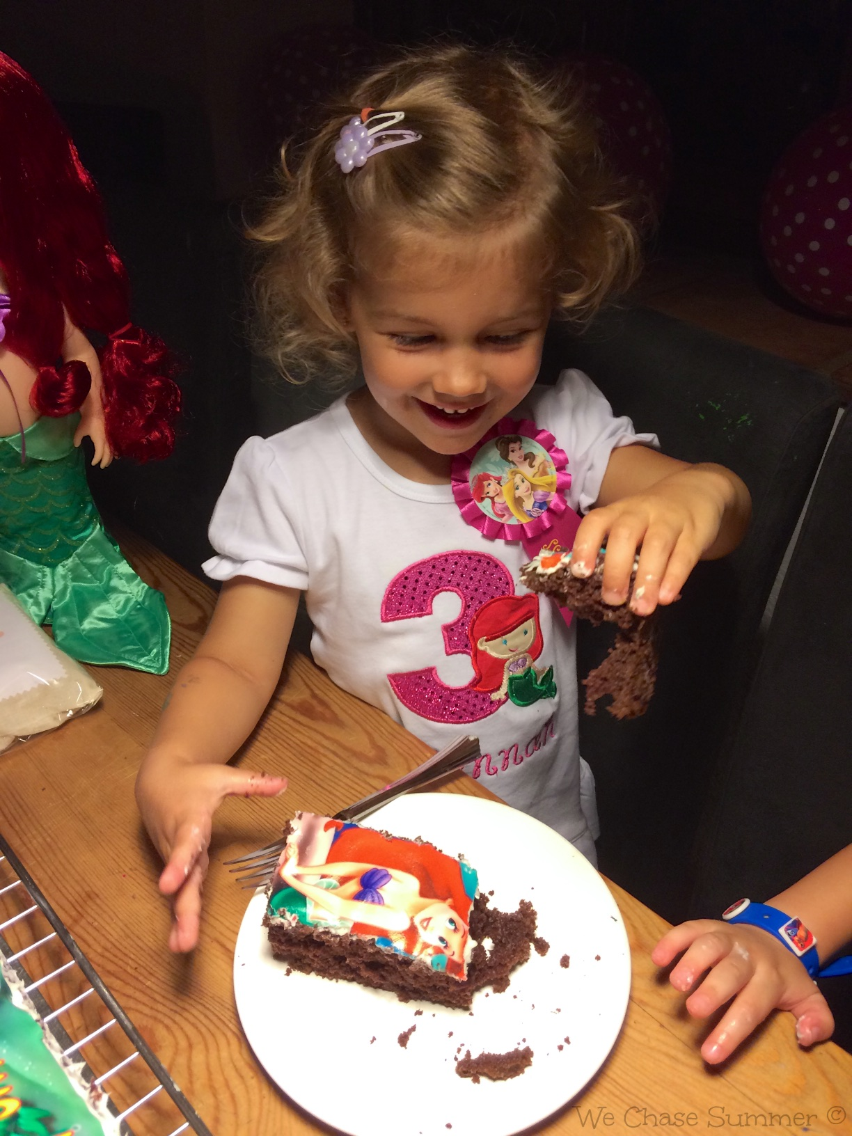 Hannah's Birthday Cake